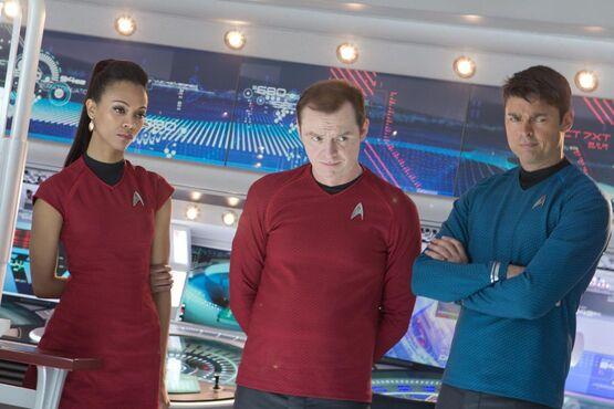 Саймон Пегг считает, что франшизе «Стар Трек» нужны сериалы, а не полнометражные фильмы