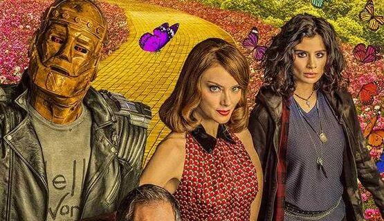 В трейлере 2 сезона «Рокового патруля» представили новых злодеев