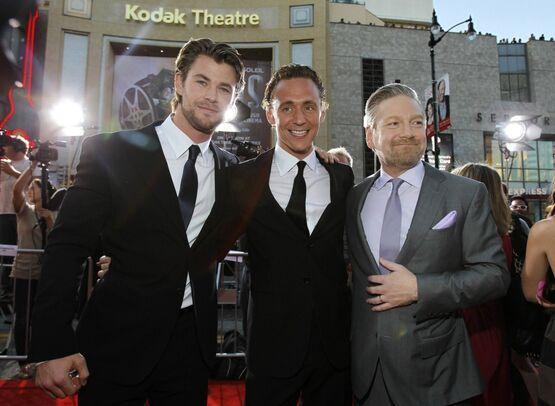 Кеннет Брана рассказал, как Криса Хемсворта и Тома Хиддлстона выбирали на роли в «Торе»
