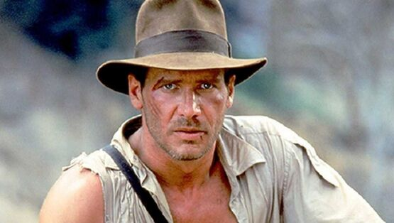 Индиана Джонс в исполнении Харрисона Форда признан лучшим киногероем всех времен