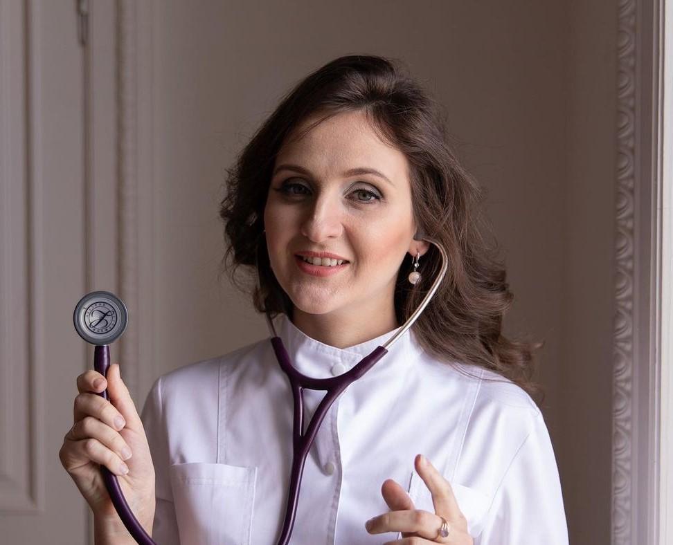 Арина Жегалина